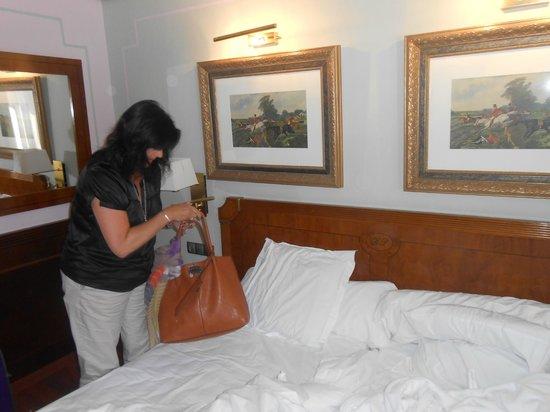 Hotel Plaza Andorra : The Room