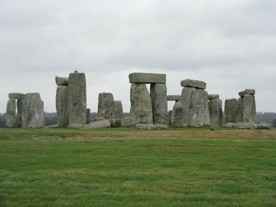 The English Bus: Stonehenge