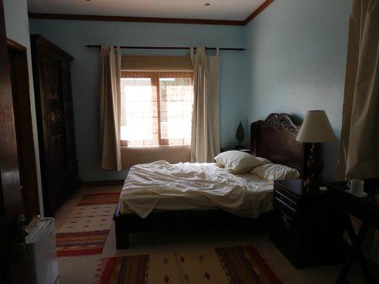BayView Seychelles: chambre avec terrasse sans la terrasse