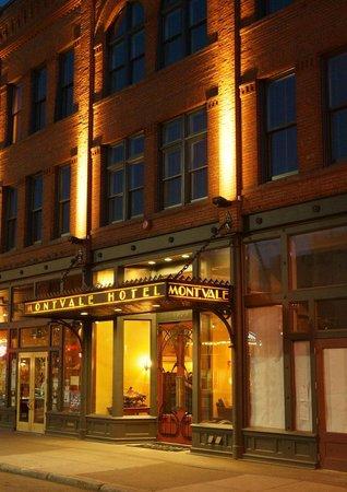 The Montvale Hotel: Montvale Exterior