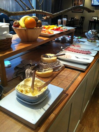 Freys Hotel Lilla Rådmannen: Breakfast I