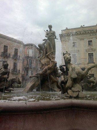 Fountain of Diana: Diana