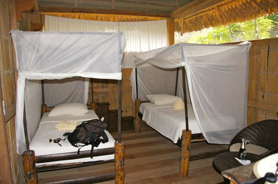 La Selva Amazon Ecolodge: another bedroom area