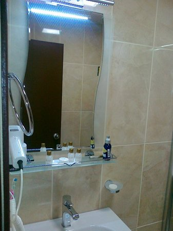 Sunlight Hotel: bathroom