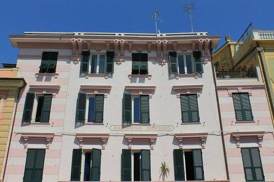 Albergo impero hotel celle ligure italia prezzi 2018 e for Hotel liguria milano
