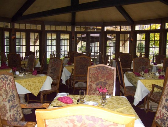 The Herrington Inn & Spa: Atwater's restaurant-great food