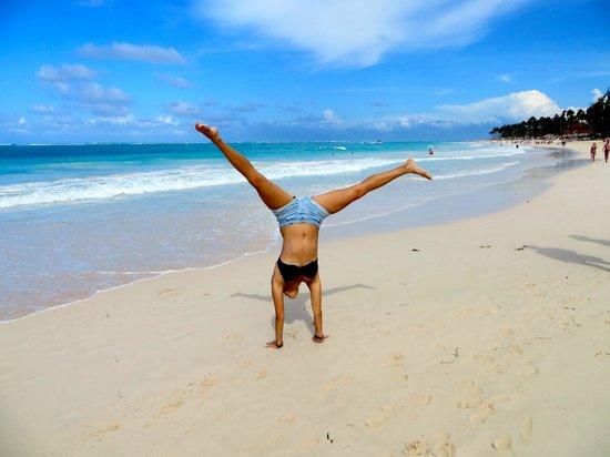 Caribe Club Princess Beach Resort & Spa: spiaggia