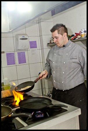 Bilbao comida fusion: Nuestro Chef