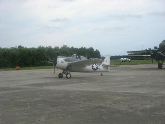 Fantasy of Flight : airshow P47