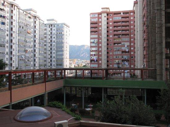 San Paolo Palace Hotel Centro Congressi : vue de la chambre 203