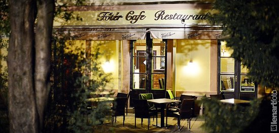 ‪Főtér Cafe Restaurant‬