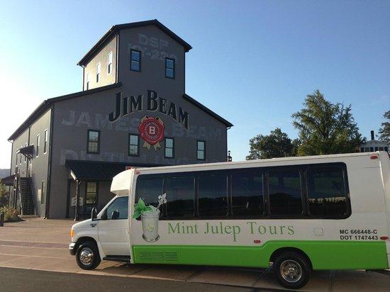 Mint Julep Tours: Mint Julep Bourbon Tours