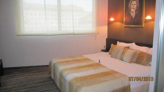 Design Hotel Mr. President: Muy espaciosa y bien amueblada