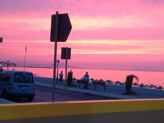 Mio Gusto: Rosy sunset