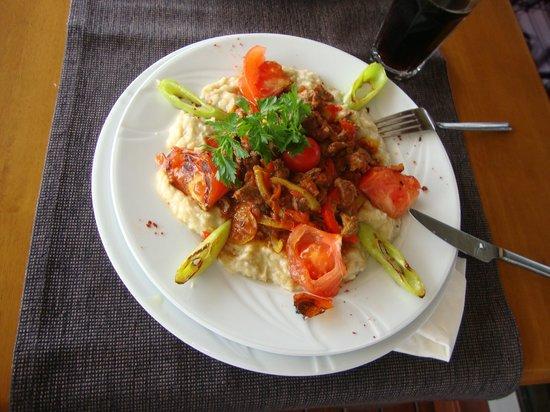 Hotel Venera: Comida do restaurante