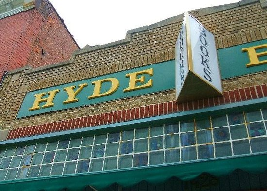 ‪Hyde Brothers Booksellers‬