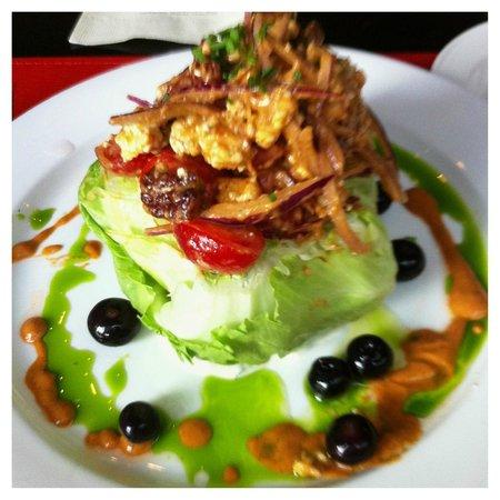 Watermelon Burrata Salad Picture Of David Burke Kitchen New York City Tripadvisor