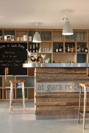 Coast at Gara Rock: The Bar