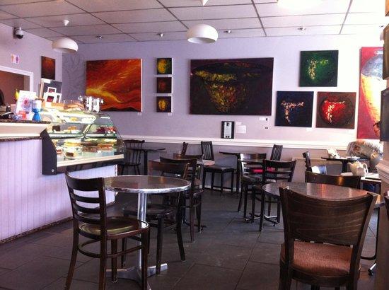 Javabean Cafe: Javabean Interior