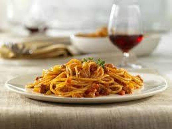 Pizzeria Guido: Spaghetti Bolegnese