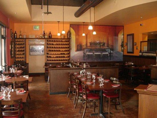 Pizzeria Guido: The Restaurant