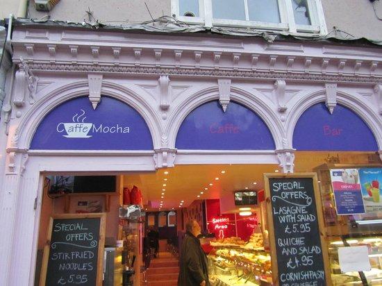 Cafe Mocha: Caffe Mocha
