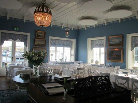 Dyvig Badehotel: restaurant
