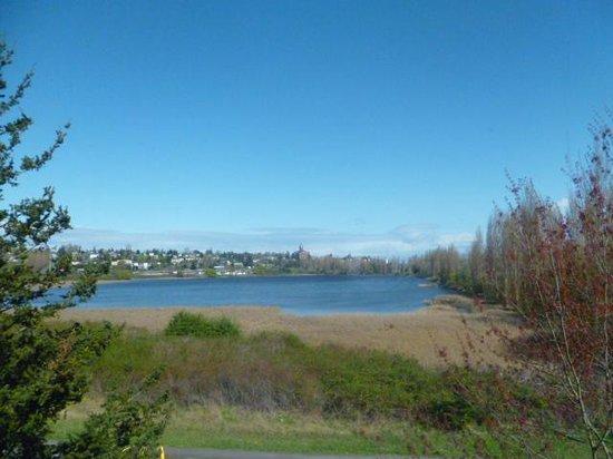 Huber's Inn Port Townsend: Kah Tai Lagoon in Spring