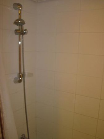 Hotel Prima Royale : Shower