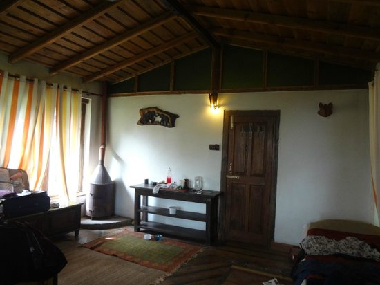 Jungle Lore Birding Lodge: Inside the Cottage