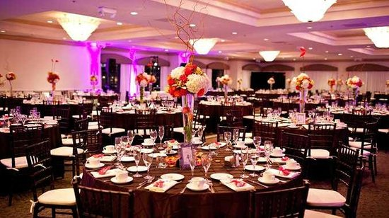 Doubletree By Hilton Hotel San Pedro Wedding At The