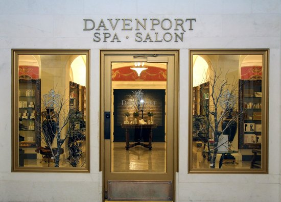 davenport spa salon spokane all you need to know