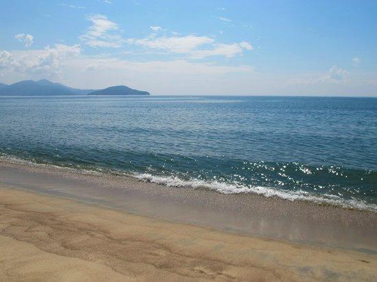 Caraguatatuba, SP: Mar limpo
