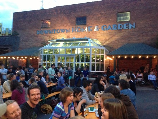 have a beer picture of bill 39 s beer garden ann arbor tripadvisor
