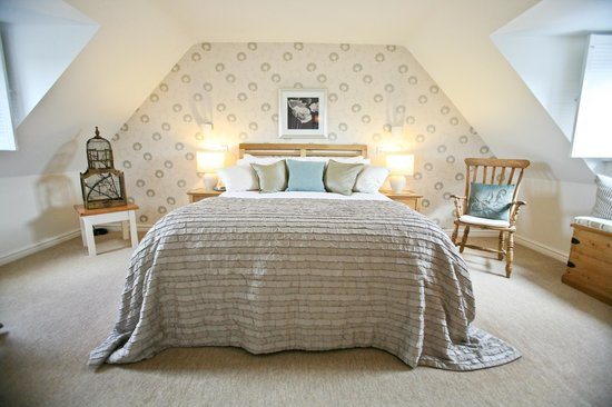 St. Clements Lodge: One of our bedrooms