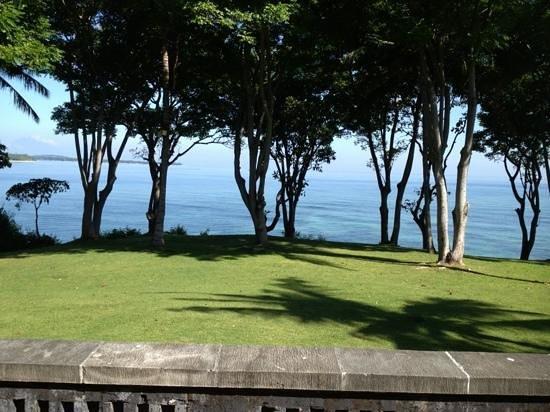 The Oberoi, Lombok: la vue de notre chambre