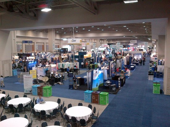 Walter E. Washington Convention Center : Exhibition hall