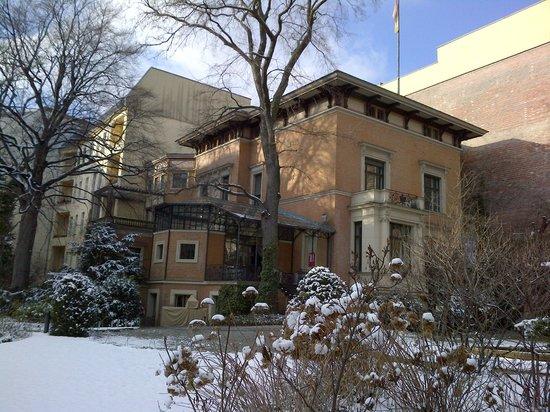 Käthe-Kollwitz-Museum: Literaturhaus