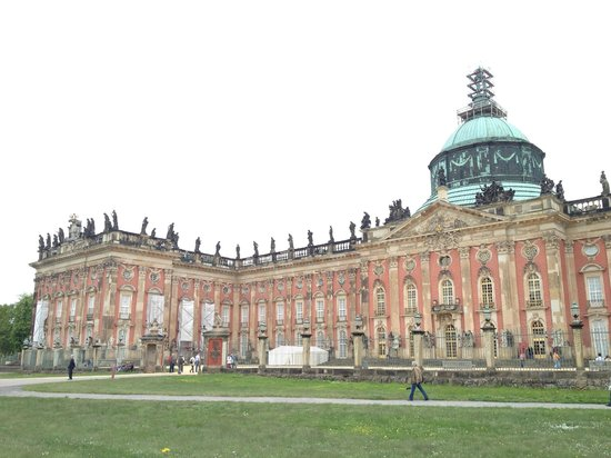 interior neues palais picture of neues palais potsdam tripadvisor. Black Bedroom Furniture Sets. Home Design Ideas