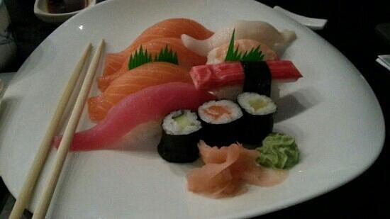 Restaurant Kosu: tasty sushi set