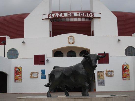 Plaza De Toros, Roquetas De Mar.