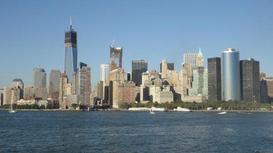 Staten Island St George Skyline
