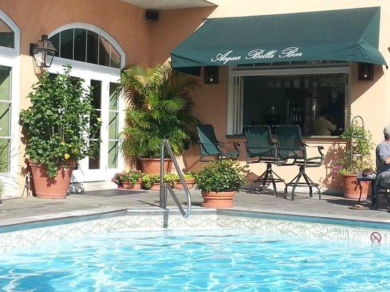 Hotel Monteleone: roof top serenity