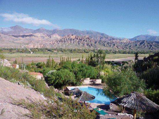 Cerro Chico: Vista desde habitacion
