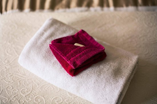 ParkHouse Bed & Breakfast: Towels