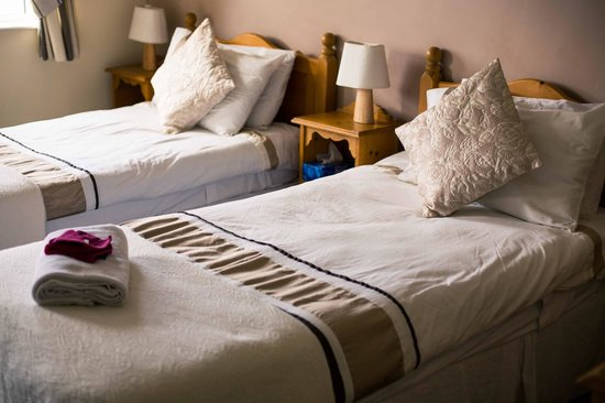 ParkHouse Bed & Breakfast: Bedroom