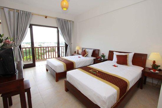 Sunshine Hotel Hoi An : Bancony
