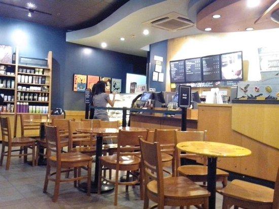 Starbucks Insular Life Building Makati Restaurant