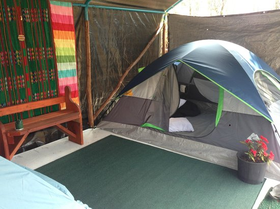 Eco Retreat Hawaii: The Camping Halé