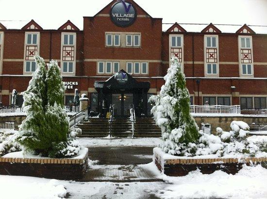 Village Hotel Cardiff: Amazing New Years